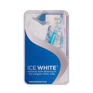 ice white teeth whitening kit instructions